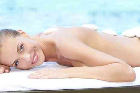 Your Natural Image - Lava Shell Full Body Massage  - Save 70%