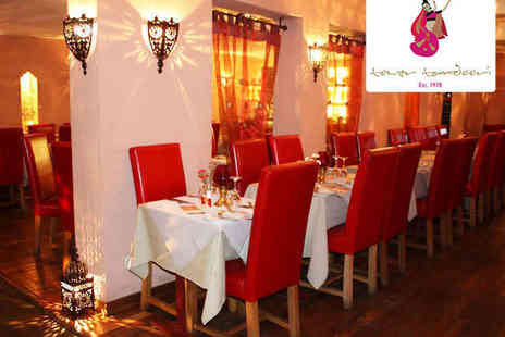 Tower Tandoori Restaurant - Sunday Banquet with Wine or Beer for Two - Save 52%