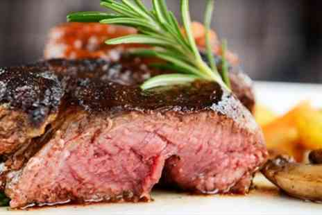 The Olive Branch - Rib of Beef Dinner & Prosecco for 2  - Save 45%