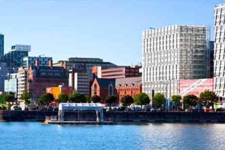 Liverpool Watersports Centre - Two Hour Albert Dock Summer Canoe Tour - Save 67%