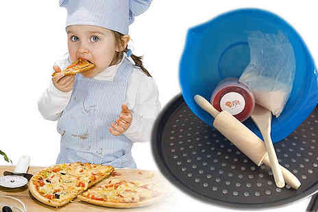 The Early Years Boutique - Mini Pizza Baking Kit  - Save 47%