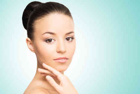 ..Ish Hair & Beauty - One hour prescriptive facial, 30-minute massage, lunch and glass of wine  - Save 65%