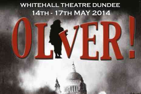 Downfield Musical Society -  Two Balcony or Stalls Tickets for Oliver at The Whitehall Theatre  - Save 50%