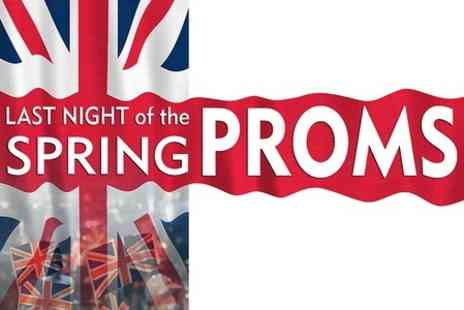 Raymond Gubbay - Ticket  For Last Night of The Spring Proms - Save 40%