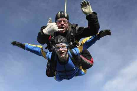 Skydive St George - Tandem Jump For One or Two - Save 34%