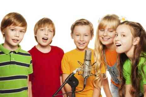 Little m Productions - Studio Recording Session For Kids - Save 62%