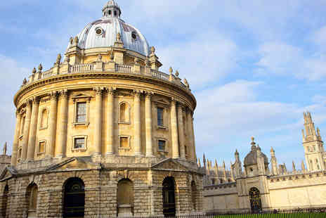 Cycle Tours Oxford - Oxford Vintage Bicycle Tour for One or Two People - Save 60%