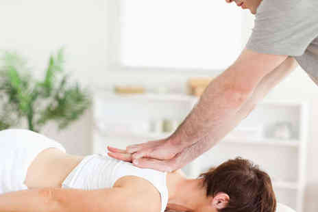 The Green Clinic - Sports Massage with Consultation - Save 52%