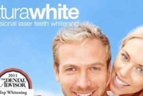Naturawhite - Laser Teeth Whitening - Save 74%