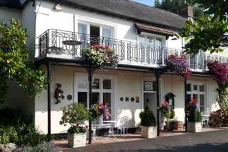 The Farthings Country House Hotel - Somerset Georgian Hotel Stay with Meals - Save 51%