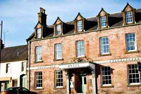 Buccleuch Arms Hotel - Georgian Hotel Stay with Meals in  Dumfries - Save 50%