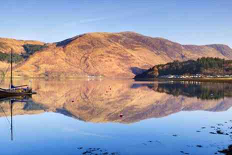 Loch Leven Hotel - Exclusive overnight Use of Scottish Hotel with Meals & Bubbly - Save 50%