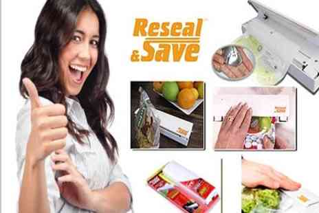 OneTouchTrade - Keep your food fresh with 2pcs of Reseal - Save 68%