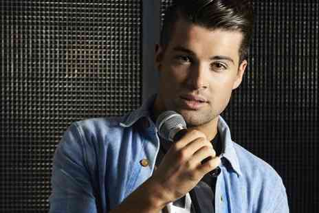 Woodville Halls Theatre - Joe McElderry Live Ticket With Beer - Save 62%