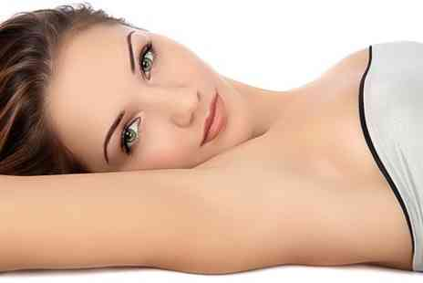 Exquisite Opulence - Waxing on Two Areas - Save 67%