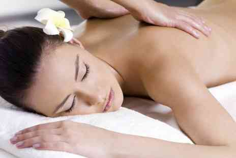 Gulzars Hair and Beauty - Facial With Neck, Shoulder and Foot or Hand Massage - Save 75%