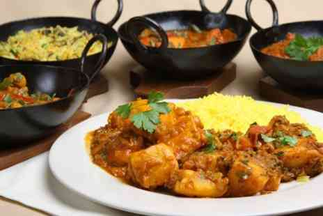 Thaal Restaurant - Four Course Indian With Prosecco For Two - Save 52%
