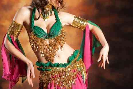 Bellydance Body Mind - One  Belly Dancing Class - Save 38%