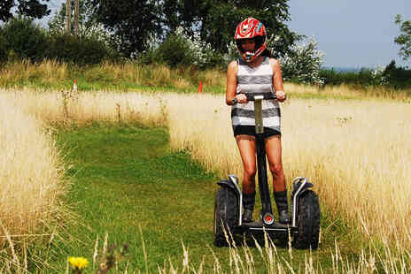 Segway Unleashed - Segway Experience for One - Save 50%
