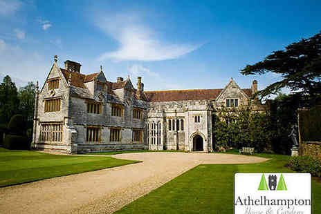 Athelhampton House - Dorset Cream Tea and Admission for Two - Save 54%