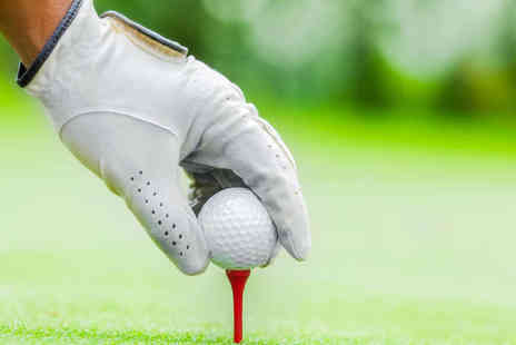 Traditions Golf Club - 18 Holes of Golf  with Bacon Roll and Tea or Coffee Each for Two - Save 59%