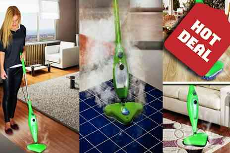 Peppertree London - 12 in 1 Steam Mop Including Delivery - Save 55%