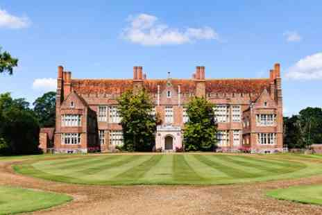 Mapledurham House -  Entry & Cream Tea for Two - Save 51%
