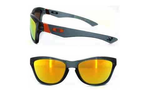 Discounted Sunglasses - Moto GP Oakley Jupiter Sunglasses - Save 21%