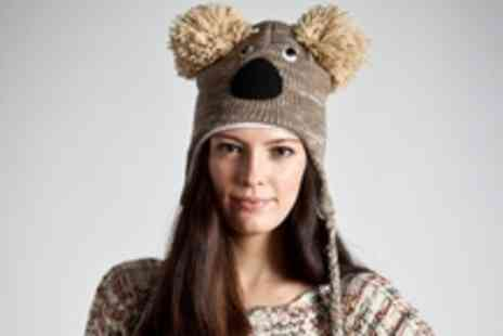 Kurt Muller - An animal hat grab yourself some trendy, unique head gear - Save 52%