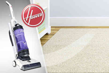 Hoover  -  Jazz upright vacuum cleaner - Save 60%