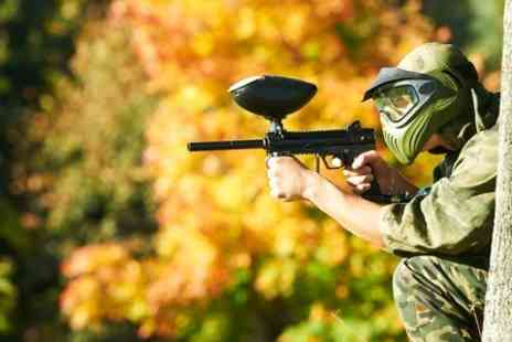 Torbay Paintball - 20 Paintball Session With 100 Rounds - Save 88%