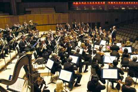 Royal Philharmonic Orchestra - Performance of pieces by Saint Saens, Ravel and Berlioz - Save 50%