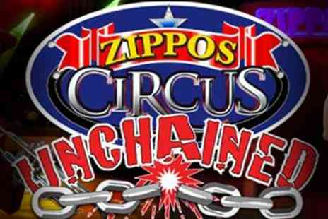 Zippos Circus - Traditional circus featuring acts from around the world - Save 50%