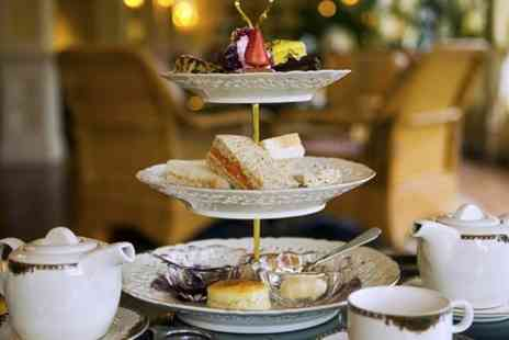 Little Deli - Afternoon Tea For Two - Save 48%