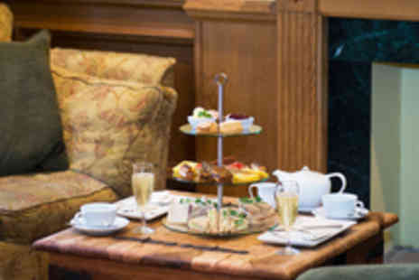 Oxfordshire Hotels - Champagne Afternoon Tea for Two - Save 45%