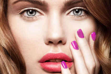 Beautiful Secrets - Mini Manicure with OPI Colour or Mini Manicure with OPI Gelor Mini Manicure and Pedicure with OPI Gel - Save 60%