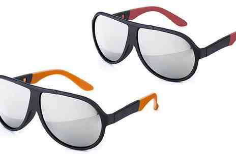 Fire Rock Internationa - Choice of Retro Sunglasses - Save 76%