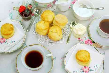 Mitchell Arts Center� - Cream Tea For Two - Save 50%