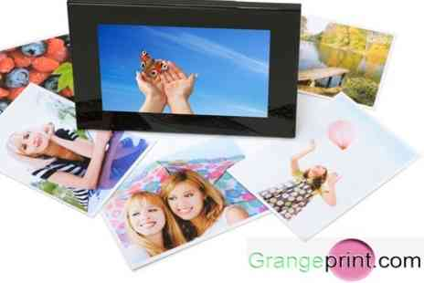 "Grangeprint.com - 8""x8"" Canvas Print Mounted and Framed - Save 71%"