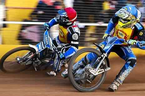 Plymouth Devils Speedway -  Ticket to Home Fixture - Save 50%