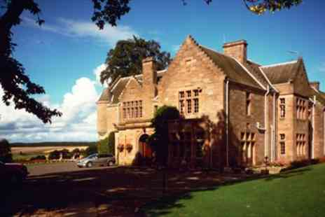Murrayshall House Hotel and Golf Courses - Elegant  Perthshire Escape with Suite & Breakfast - Save 34%