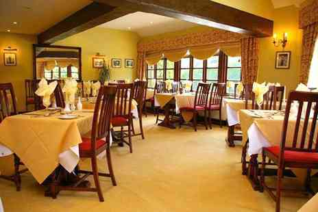 Crown Inn - One night break for 2 including breakfas - Save 69%