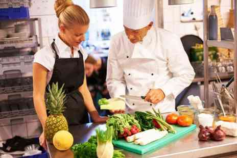 Open Kitchen - Two hour cooking class from a choice of cuisines  - Save 51%