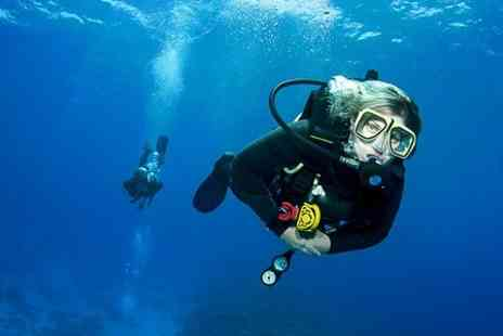 Diving Oasis - PADI Open Water Referral Course - Save 64%