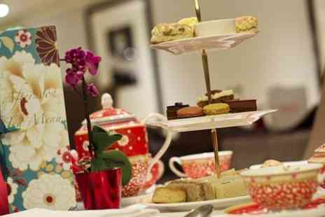 Thistle Marble Arch - Sparkling Afternoon Tea For Two - Save 56%