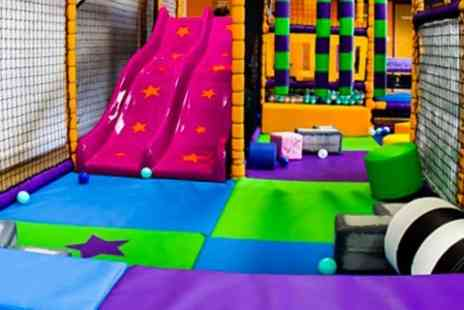 Fourways Play Centre - Soft Play Party With Food and Drink For 12 Children- Save 62%