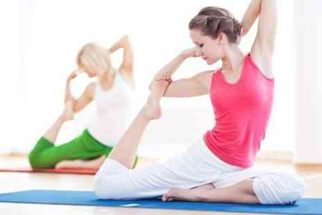 Heart Space Yoga -  Ten Yoga Classes - Save 84%