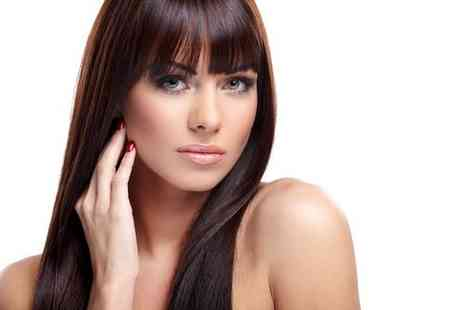 Indulge Beauty Studio - Ladies cut & style Plus a head massage & conditioning treatment - Save 50%