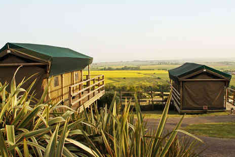 Livingstone Lodge - Stay with Safari and Gourmet Dining Experience in the Wilds of Kent - Save 54%