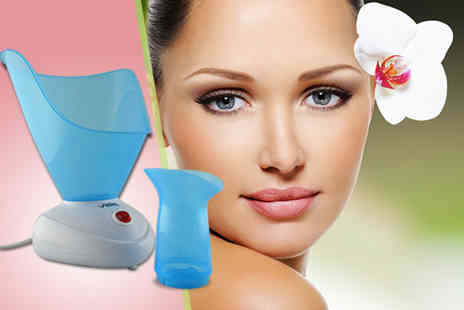 HKH Technology - Mini facial steamer and inhaler - Save 49%